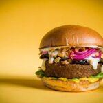 Byron Vegan Burgers