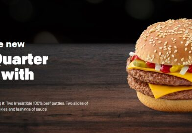 McDonald's Double Quarter Pounder with Cheese