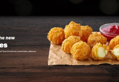 McDonald's Cheese Bites